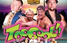 A wrestling cult hero is coming to Dublin next week