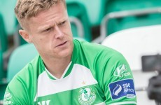 'The charities are close to my heart' – Duff on donating Shamrock Rovers wages