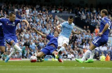 As it happened: Manchester City v Chelsea, Premier League