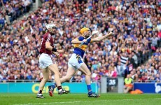 Seamus Callanan has scored a hat-trick of almost identical goals