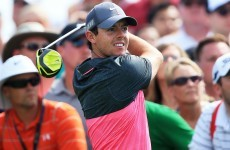 Rory McIlroy: Spieth deserves top ranking