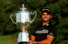 He's finally a major champion but Jason Day still hasn't accomplished his number one goal