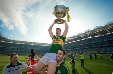 From lifting Sam to a ruptured Achilles, 16 weeks out of work and cheering on Kerry
