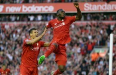 Controversial Benteke goal sinks Bournemouth as Liverpool make it two from two
