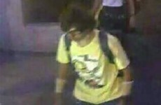 Thai police release photos of Bangkok bombing suspect
