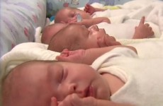Quadruplets born to 65-year-old woman to leave hospital within days