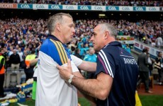 'His is the torch they carried; his is the badge they wore with pride' – Tipp's glowing tribute