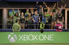 Remember Obafemi Martins? Well, he scored two super goals in MLS at the weekend