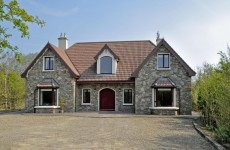 What else could I get for the €475k pricetag on this home in the woods?