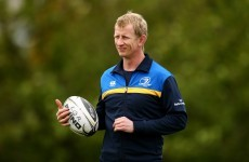 Cullen will have the backing of everyone as Leinster head coach – Toner