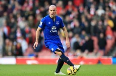 Irish international Darron Gibson charged with drink-driving