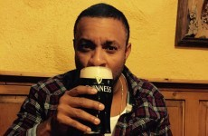 Stop everything: Shaggy is in Galway, drinking Guinness and taking in the sights