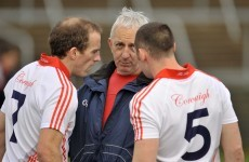 Two Cork 2010 All-Ireland winners join county's minor football management for next two years
