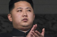 "Kim Jong-Un has declared a ""semi-state"" of war"