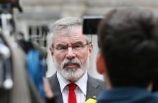 Sinn Féin hits back at 'cynical and wholly self-serving' attacks