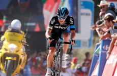 Another close finish at the Vuelta ends in disappointment for Nicolas Roche