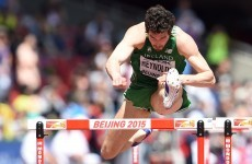 Disappointment for Irish in Beijing, Farah stumbles into 5,000m final
