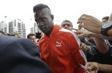 No smoking, nightclubs or dodgy haircuts – Milan give Balotelli a list of things he can't do