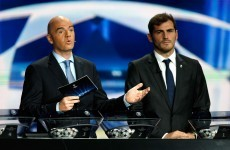 Here's what you need to know about Uefa's new-look Champions League draw
