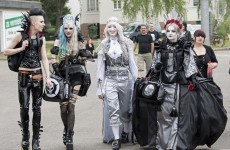 Goth kids could be more at risk of depression and self-harm