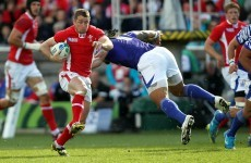 As it happened: Wales v Samoa