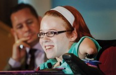 Joanne O'Riordan wins 'outstanding young person of the world' award