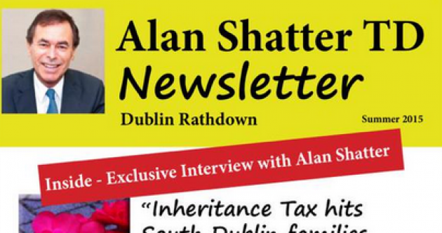 Alan Shatter's fight for redemption in south Dublin