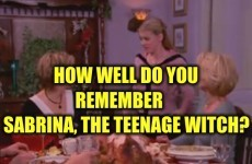 How Well Do You Remember Sabrina The Teenage Witch?
