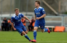 Former Ireland international's debut spoiled by resurgent Limerick hitting 4 past Drogs