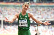'It shows my resolve' - Ireland's Rob Heffernan finishes fifth at World Championships
