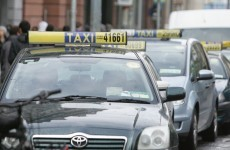 At least €2.2m spent on government dept taxis since 2007