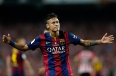 Neymar: I know nothing of Manchester United