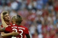 No centre backs & outrageous Douglas Costa – Bayern's win yesterday was all kinds of ridiculous