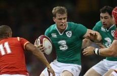 Trimble to miss out on World Cup as Schmidt includes Furlong and Cave