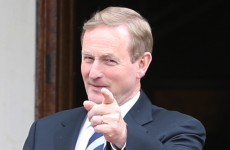 Enda seems confident he's in the clear over Fennelly