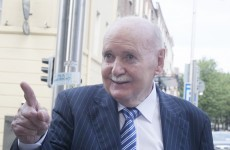 "Former Irish Nationwide CEO Michael Fingleton tells Banking Inquiry that he feels ""wronged"""