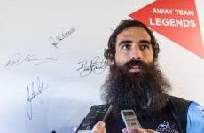 Not-yet-qualified Josh Strauss named in Scotland's World Cup squad