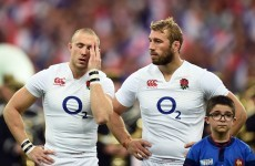 England have named a frighteningly good team to play Ireland on Saturday