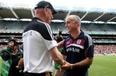 Poll: Will it be Kilkenny or Galway lifting the Liam MacCarthy Cup next Sunday?