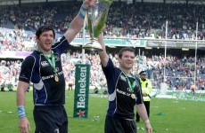 'It really is one of the all-time careers': Shane Horgan sums up Gordon D'Arcy's legacy