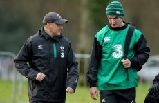 Johnny and Joe – the partnership that could propel Ireland into uncharted territory