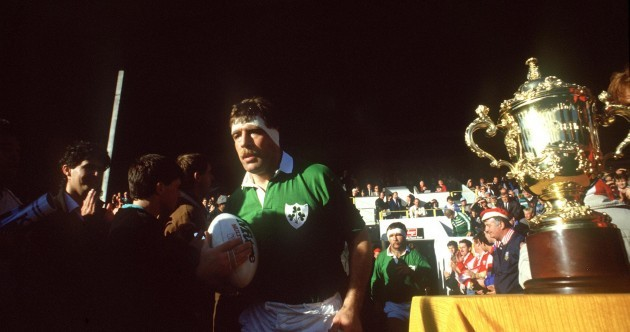 Gary Halpin's one finger salute and Bordeaux bedlam - Ireland's opening RWC games