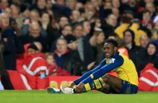 Arsenal's failure to sign a new striker is looking even more bizarre now