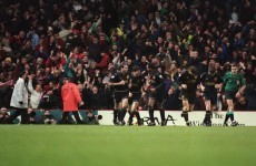 Denis Irwin re-creates THAT goal against Liverpool*