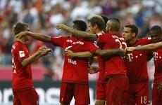 Bayern Munich make wonderful gesture by establishing refugee 'training camp'