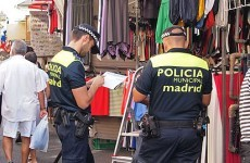 Spanish police getting stoned from having too much weed in their stations