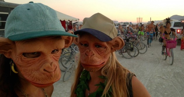 I went to Burning Man and it was even crazier than I expected