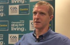 Henry Shefflin passes down his verdict on the All-Ireland hurling final