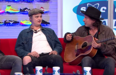 Pete Doherty's appearance on Soccer AM was as strange as you'd expect