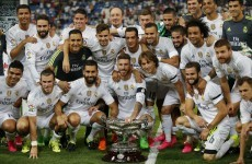 Real Madrid make incredibly kind donation to help refugees in Spain